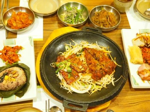 ハンガラム2-料理