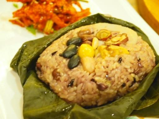 ハンガラム2-蓮の葉ご飯2