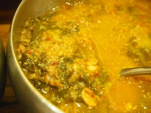 ハンガラム2-カニのスープ