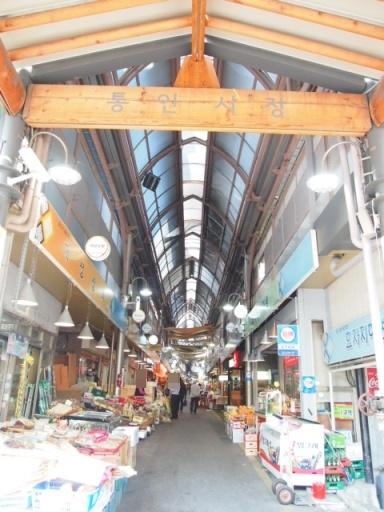 通仁市場-入口