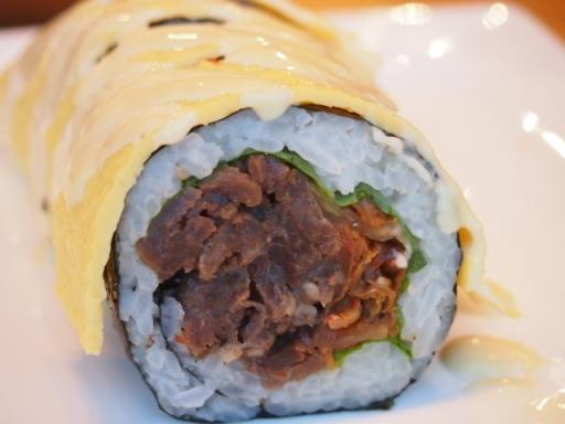 キングコングマザーズキンパ-牛肉キムパ1