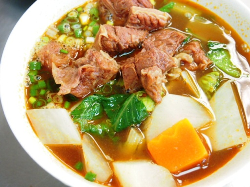阿娥水餃-牛肉麺1