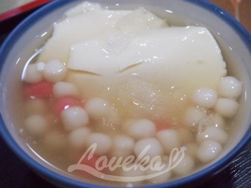 古早味豆花-伝統豆花
