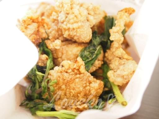 塩酥鶏-鶏の唐揚げ1