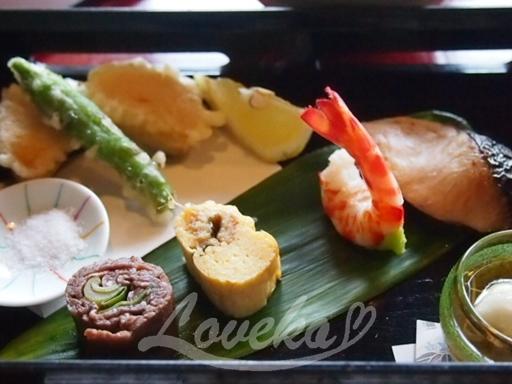 伊豆栄(不忍亭)-前菜3