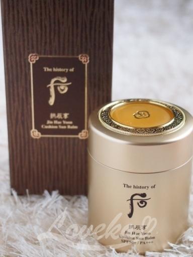 The history of 后(Fu)-クッションサンバーム1