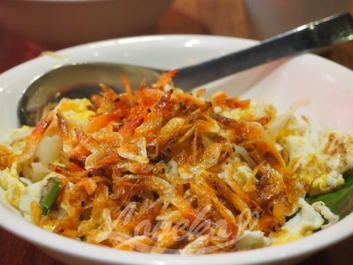 大来小館-桜海老と竹の子炒め1