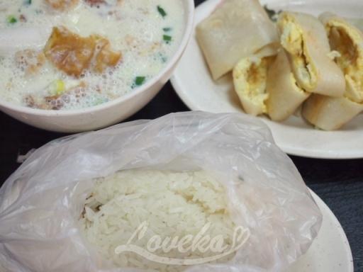 鼎元豆漿-朝食