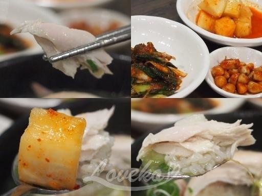 百年土種参鶏湯-サムゲタン5