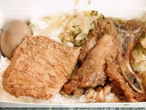 台鉄弁当本舗-排骨弁当3