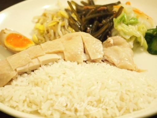海南鶏飯-チキンライス1