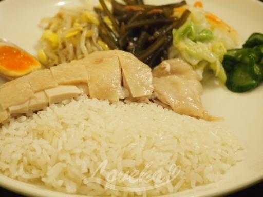 海南鶏飯-チキンライス2