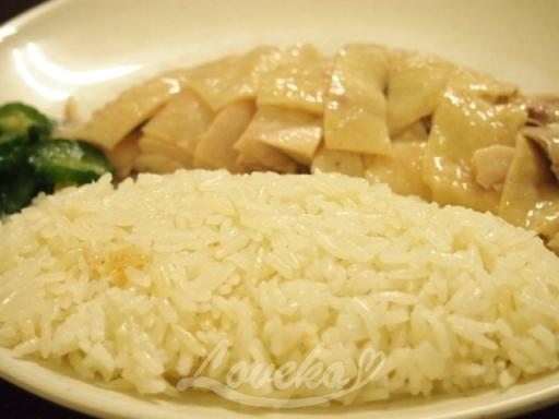海南鶏飯-チキンライス3