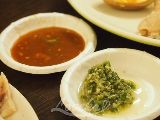 海南鶏飯-タレ1