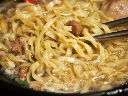 三串窟蛤仔麺3