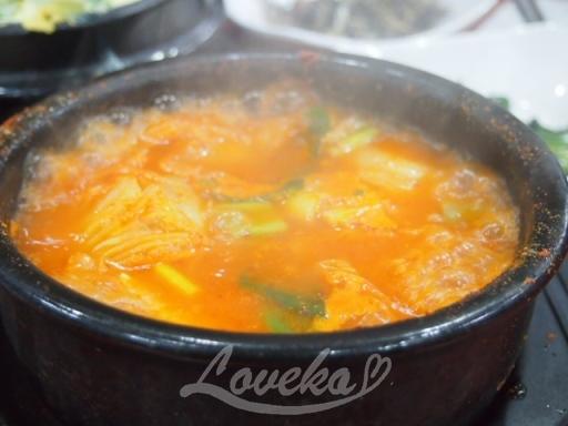 ユジョン食堂-キムチチゲ1