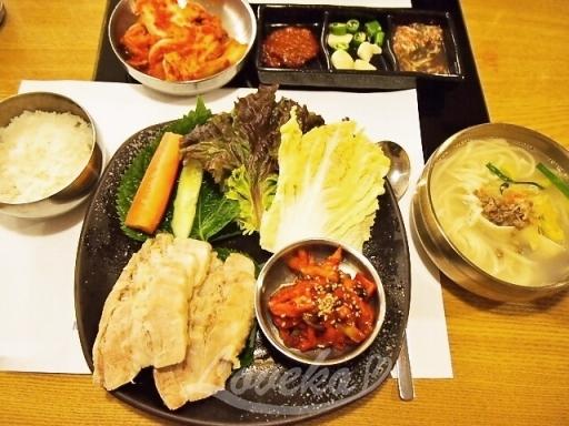 タリン麺屋-ポッサム定食
