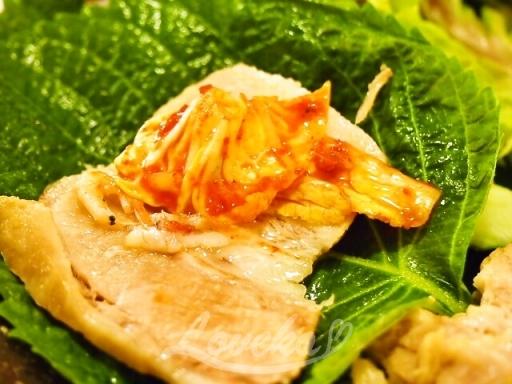 タリン麺屋-キムチ1