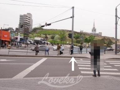 ククボカルグッス-行き方2