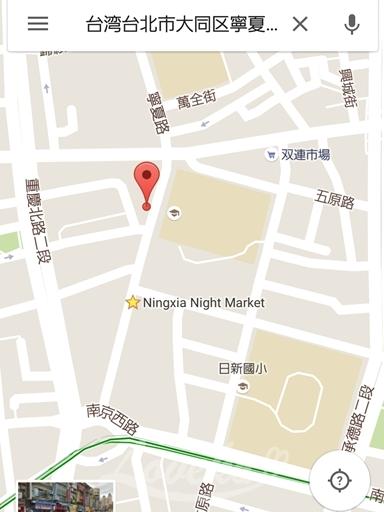 台北アプリ-Googleマップ7