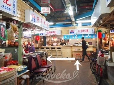 利隆餅店-行き方4