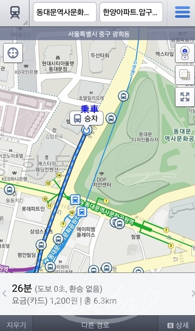 Daumアプリ-バス14