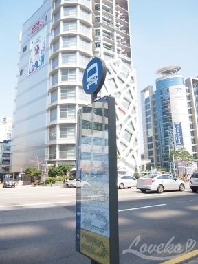 イロパル-バス停3