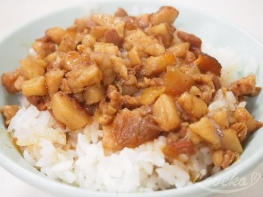 雙連街魯肉飯-魯肉飯1
