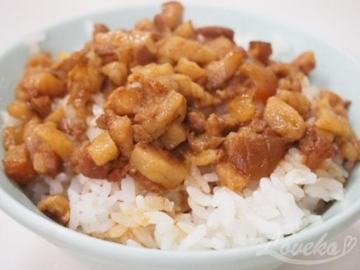 雙連街魯肉飯-魯肉飯2