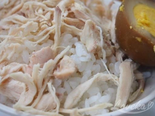 雙連街魯肉飯-鶏肉飯2