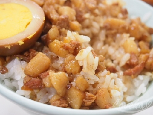 雙連街魯肉飯-魯肉飯4