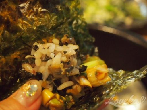 チョンジイ-シレギご飯3