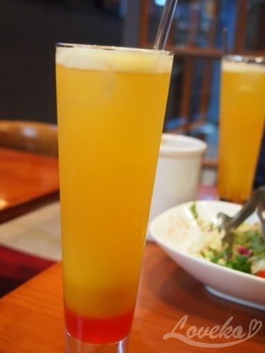 BBQチキンハプチョン-ビール