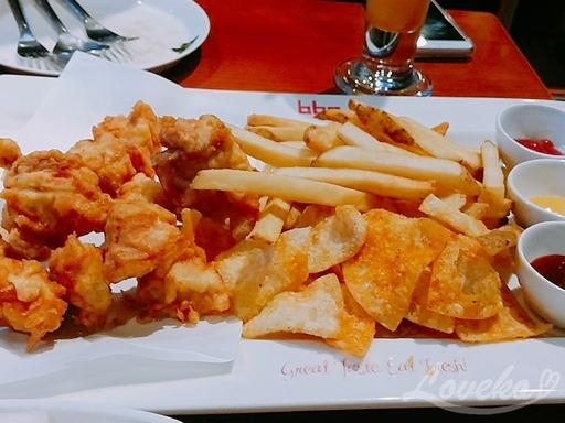 BBQチキンハプチョン-チキンセット1