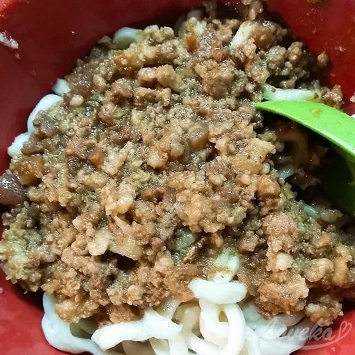 老牌牛肉麺大王(再訪)-炸醤麺1