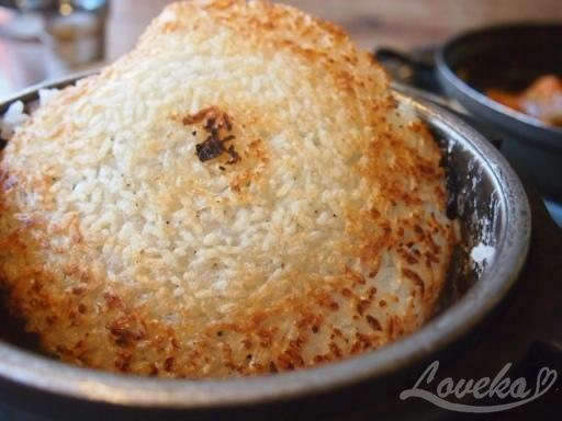 キムサンボ-キムチチゲご飯6