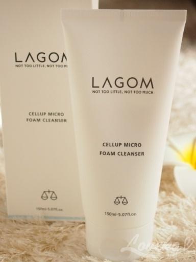 ラゴム-洗顔フォーム1