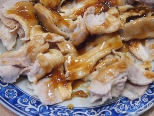 新長春川菜館-豚肉ニンニク炒め3