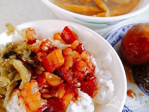 香萬園-魯肉飯1