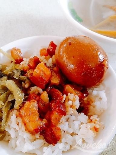 香萬園-魯肉飯2