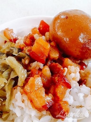香萬園-魯肉飯4