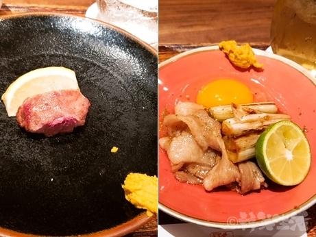 新宿 ミシュラン 鳥茂 焼き鳥 おまかせコース すき焼き