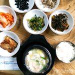 ソウル 中部市場 朝食 ソガン食堂