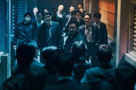 韓国映画 映画 ザ・バッド・ガイズ