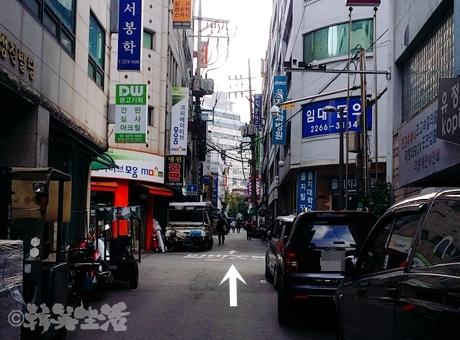 ソウル 乙支路 文化社 行き方