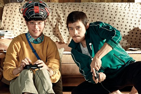 映画 韓国映画 イ・ビョンホン それだけが、僕の世界 パク・ジョンミン