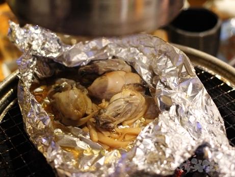 焼肉 リーズナブル 大山駅 SANKYU サンキュー 安い 牡蠣