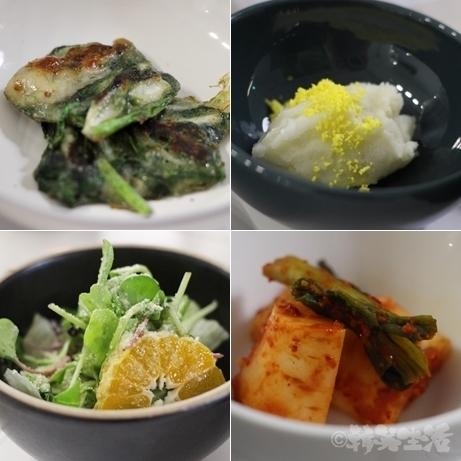 韓国グルメ ソウル ミシュラン カンジャンケジャン ケバンシクタン ケバン食堂 カニの醤油漬け バンチャン