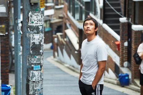 映画 韓国映画 イ・ビョンホン それだけが、僕の世界 ボクサー パク・ジョンミン