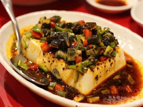 池袋 グルメ 中華料理 永利 酢豚 黒酢 ピータン豆腐